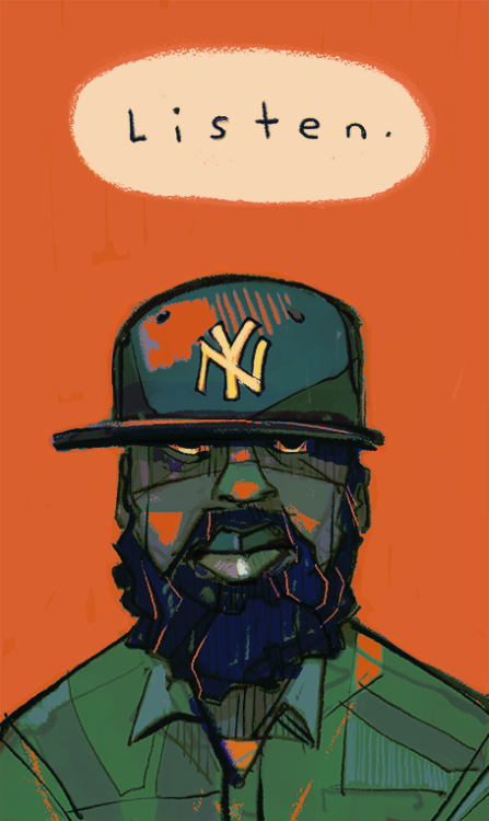 sean price comic